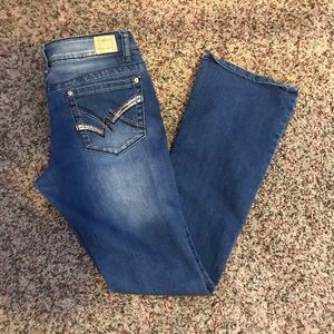 lei Boot Cut Jeans
